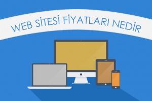 web sitesi fiyatlari